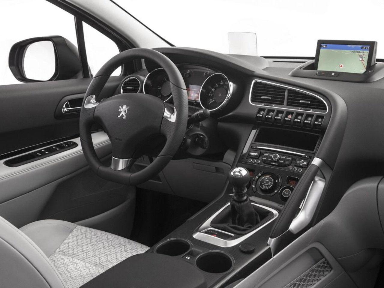 Foto de Peugeot 3008 2014 (8/10)