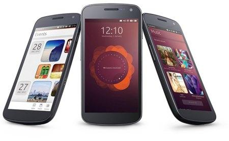 El primer teléfono Ubuntu llegará en 2014 y será muy sencillo
