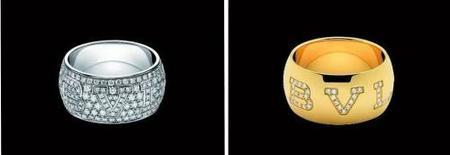 Los anillos Monologo de Bvlgari