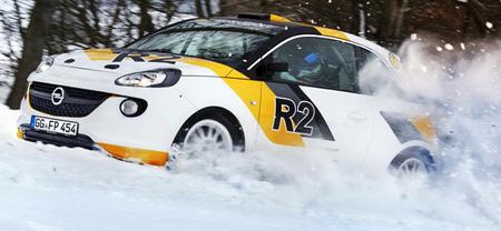 Opel Adam R2, camino a Ginebra