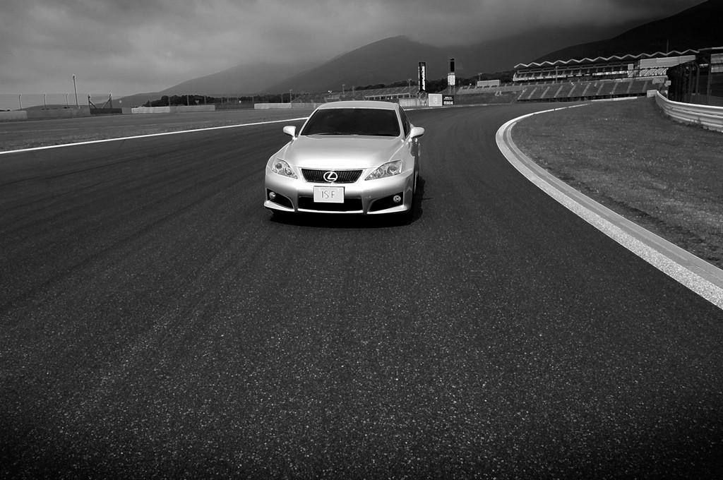 Foto de Lexus IS-F (42/111)