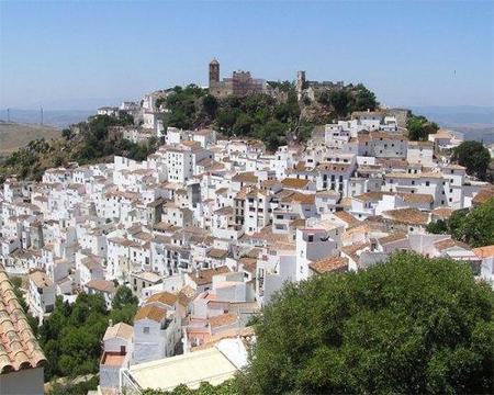 La ruta de los pueblos blancos andaluces