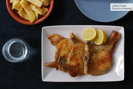 Chuletas de cerdo a la milanesa: receta de mi padre para una cena sencilla y sabrosa