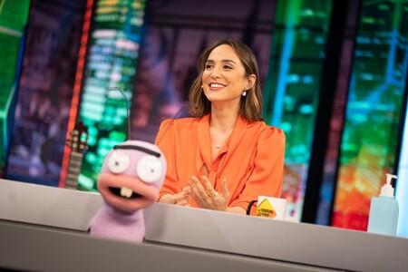 Tamara Falco Hormiguero Blusa Naranja 01