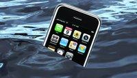La última trastada de tus hijos: Sofía y el iPhone acuático