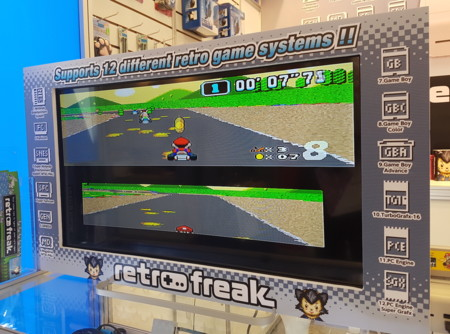 Computex Retro Freak Mario