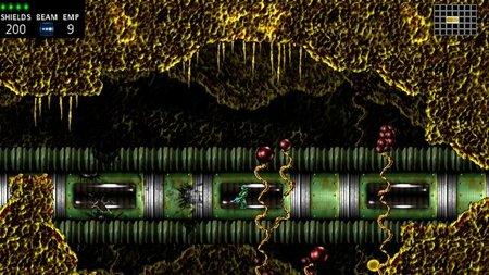 'Ex Vitro'. La sombra de 'Metroid' es muy alargada