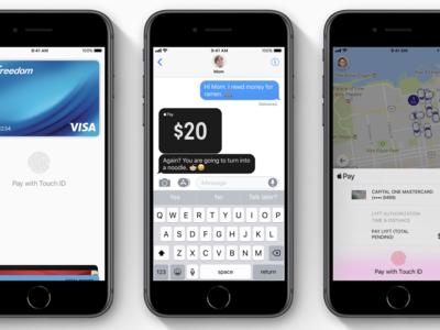 Apple Pay cubre el 70% de los pagos de 20 países en su tercer aniversario