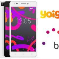 Precios bq Aquaris M5 con Yoigo y comparativa con Movistar