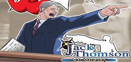 Jack Thompson tiene un par de pelotas