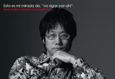 Kojima harto de que le hablen del port de 'MGS4' para Xbox 360