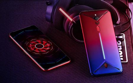 """Red Magic 3: Nubia tiene un nuevo smartphone para gamers y """"es tan potente"""" que usa un ventilador para enfriarse"""