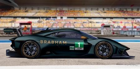 Brabham anuncia debut en las 24 Horas de Le Mans en 2021 con un GTE basado en el BT62