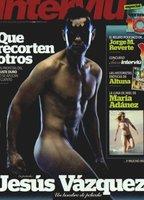 """Jesús Vázquez en """"pelota picá"""" para Interviú"""