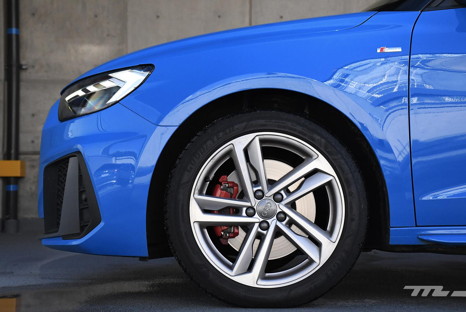 Foto de Audi A1 S-Line (prueba) (17/30)