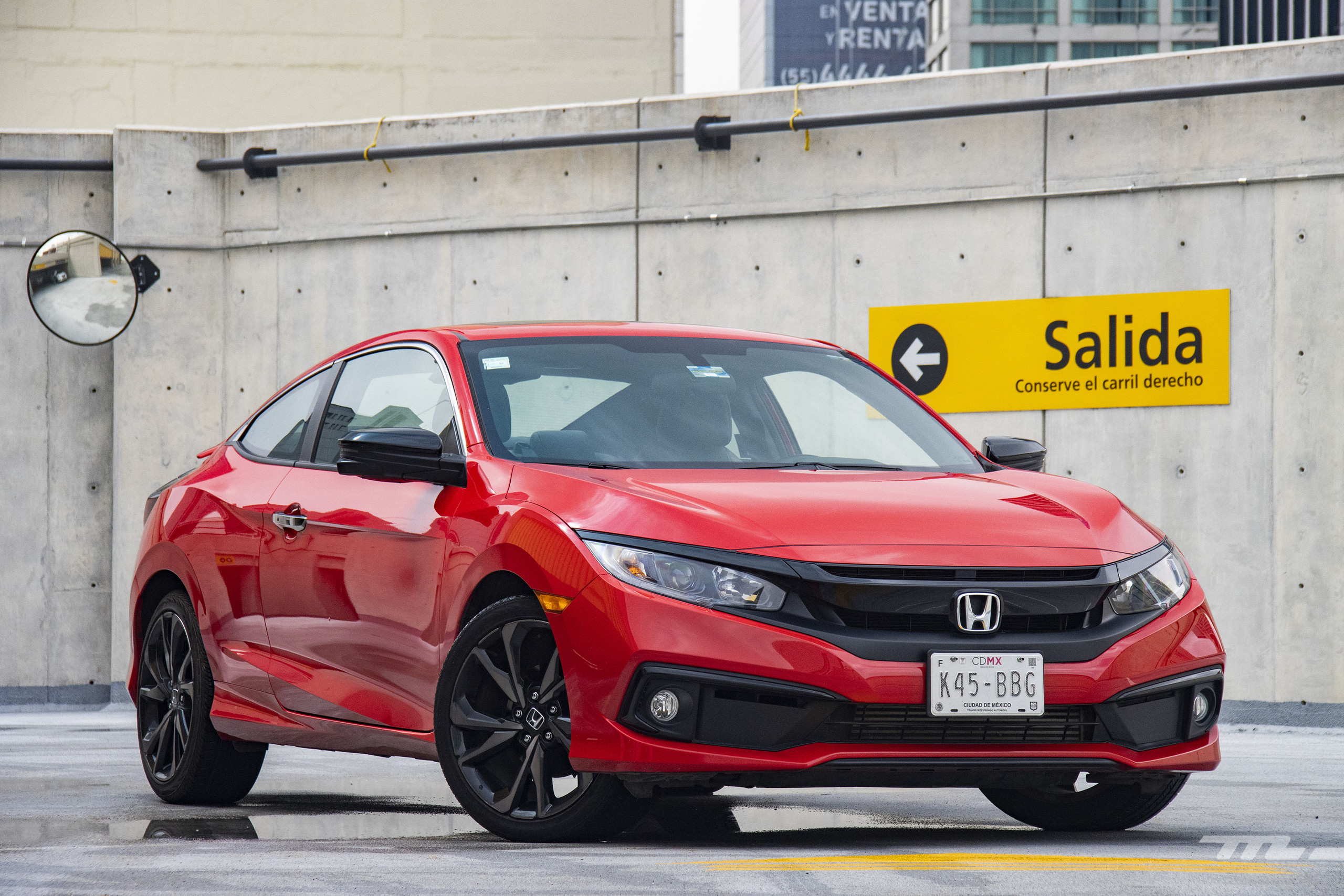 Foto de Honda Civic Coupé 2020 (70/70)