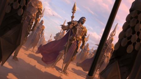 Imperios de los Ascendidos, la mayor actualización de Legends of Runeterra hasta la fecha, se presenta con este alucinante tráiler
