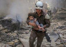 Quiénes son los Cascos Blancos de Siria y por qué son tan polémicos