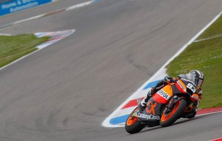 MotoGP Holanda 2012: Marc Márquez demuestra su calidad y amplía distancias