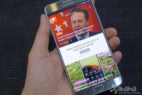 Galaxy Note 5, Pebble Time, Alphabet, Google y mucho más. Los fines de semana son para leer y ver tecnología