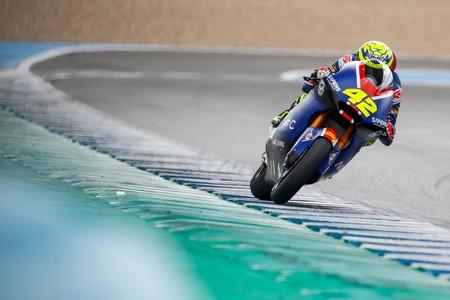 Marcos Ramirez Moto2 Jerez 2020