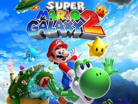 Gameplay de Super Mario Galaxy 2 en Wii U