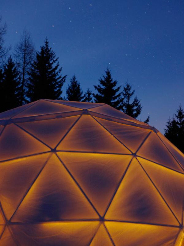 Foto de Un resort de iglús en Suiza (12/14)
