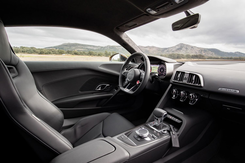 Foto de Audi R8 2019, toma de contacto (56/188)