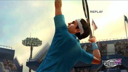 'Virtua Tennis 4' anunciado en exclusiva para PS3 [GamesCom 2010]