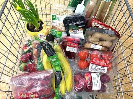 Fruta Plastico