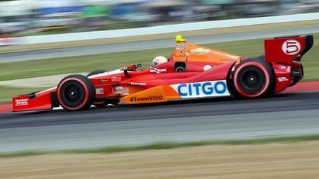 Ernesto José Viso correrá con el equipo Andretti Autosport