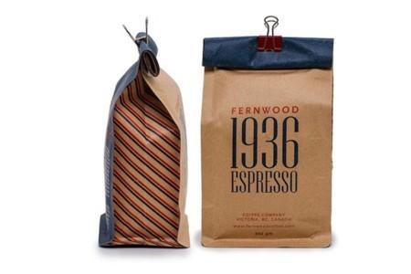Fernwood Coffee, el café que no te enamorará por el aroma sino por su aspecto