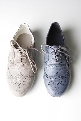 zapato oxford primark