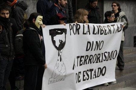 El FBI, Scotland Yard y la Gendarmería detienen adolescentes sospechosos de pertenecer a Anonymous