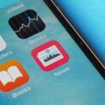 ¿Dónde está Apple News tras actualizar a iOS 9?