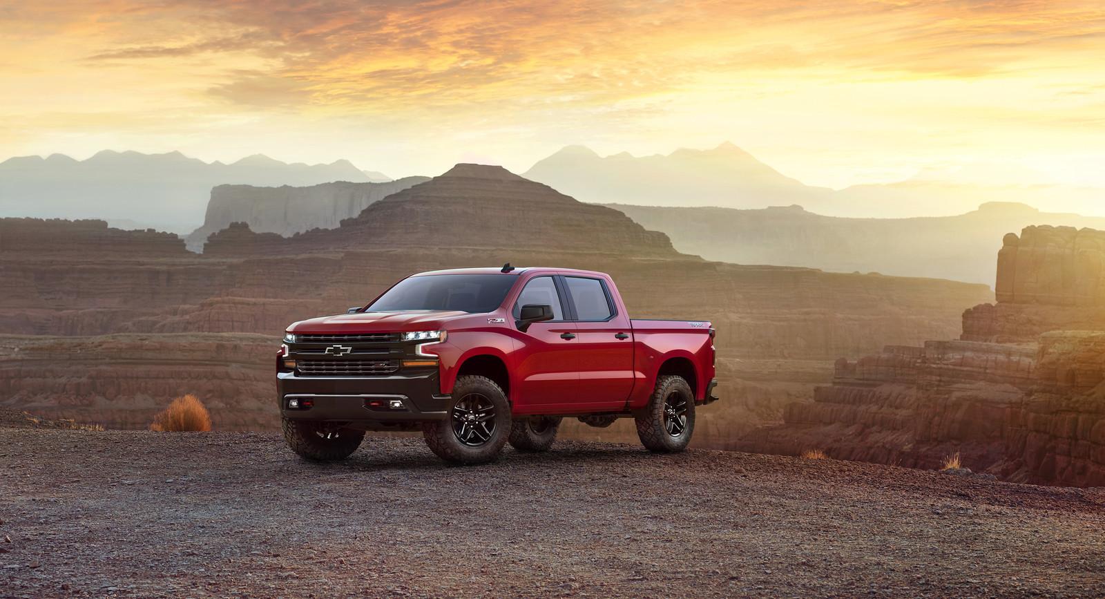 Foto de Chevrolet Silverado 2019 (1/21)