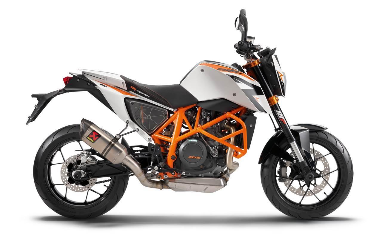 Foto de Salón de Milán 2012: KTM 690 Duke R, aun más erre (13/16)