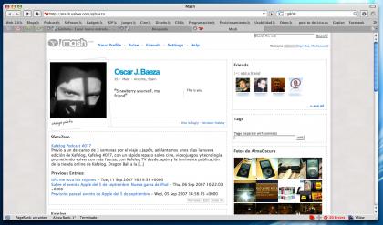 Yahoo! Mash, intentando adelantar a Orkut y cazar a Facebook