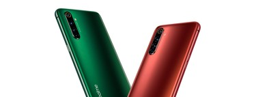 Nuevo Realme X50 Pro 5G, carga rápida demencial para un móvil lleno de conectividad y cámaras