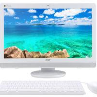 Acer tiene listo su Chromebase con pantalla táctil