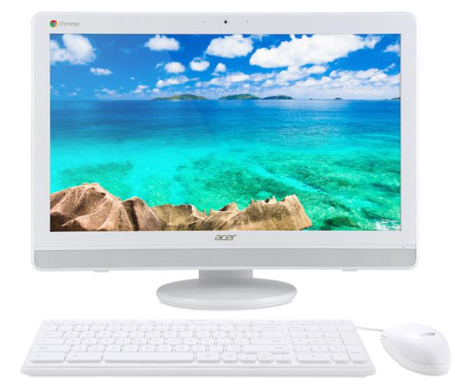 Acer Chromebase Front Facing Left