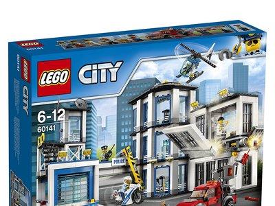 Puede haber más detenciones con estos precios: comisaría de policía de Lego City por 77,90 euros en Alternate