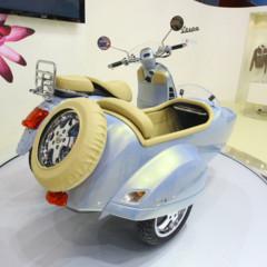Foto 2 de 3 de la galería vespa-gtv-con-sidecar en Motorpasion Moto