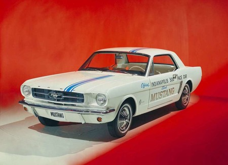 Ford Mustang 1964 1280