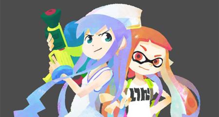¡También lo queremos! Splatoon tendrá un DLC de Squid Girl en Japón