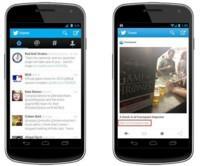 Twitter actualiza sus aplicaciones para Android y iPhone además de la web móvil