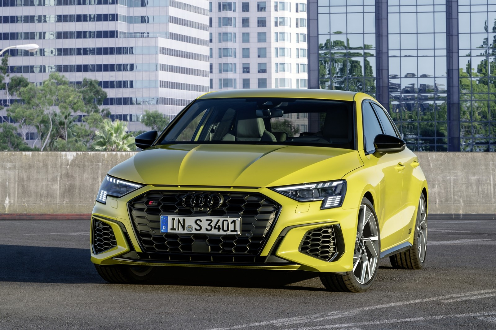 Foto de Audi S3 2020 (26/54)