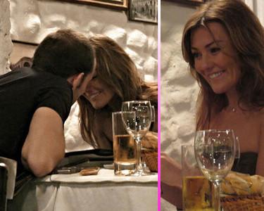 Gonzalo Miró y Amaia Montero celebran la llegada del 2010 en Argentina