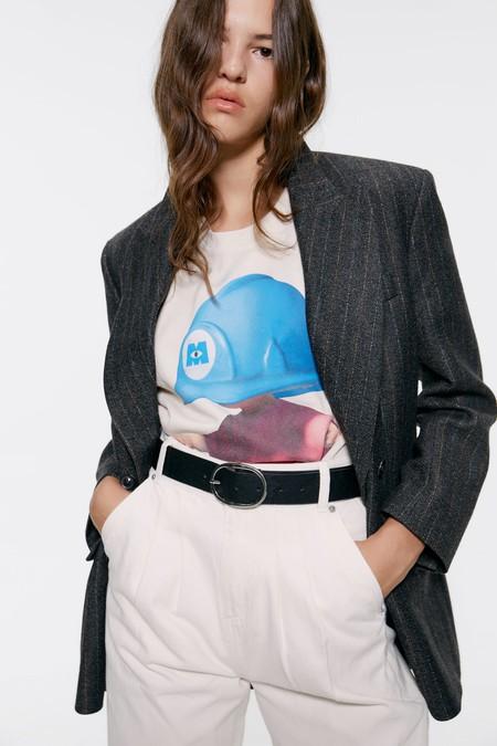 Camiseta Disney Zara 10