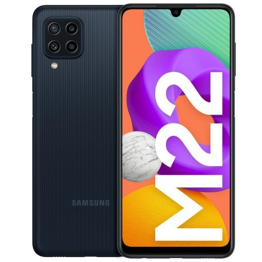 Samsung Galaxy M22 con 4GB/128GB